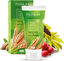 Psorilax - a une composition naturelle
